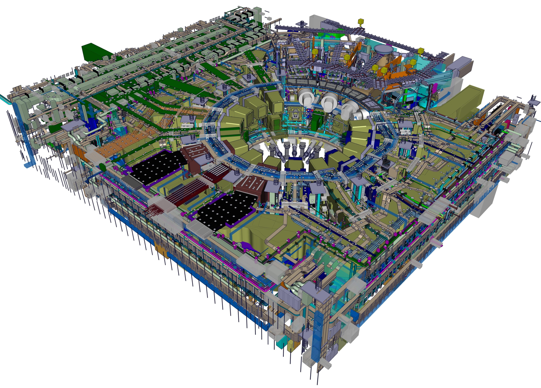 bouwschema ITER