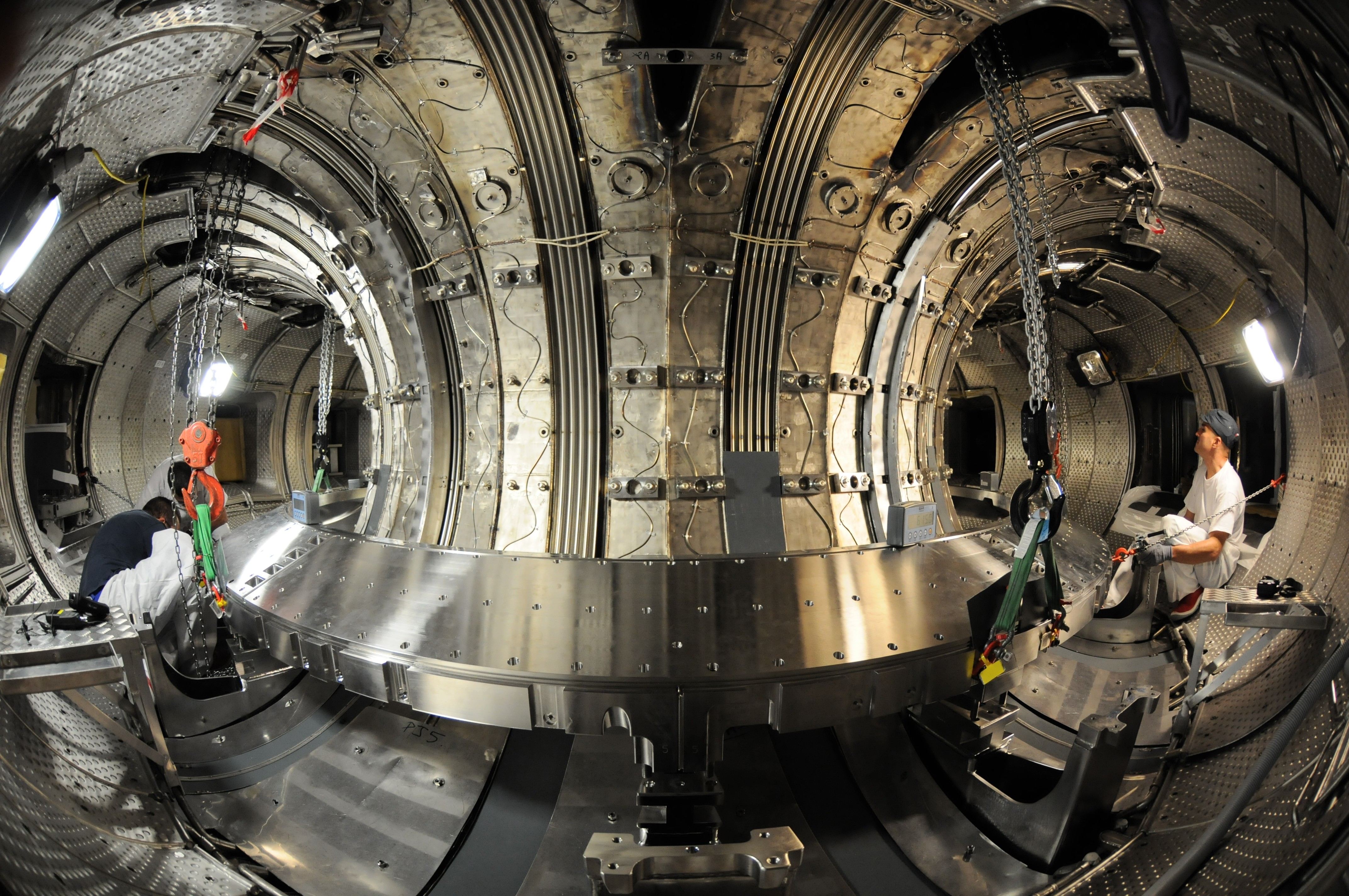 Image result for WEST Tokamak (formerly Tore Supra)