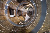 The Tore Supra tokamak, at the French research centre CEA Cadarache, is undergoing a profound transformation to become a test bed for the ITER tungsten divertor.