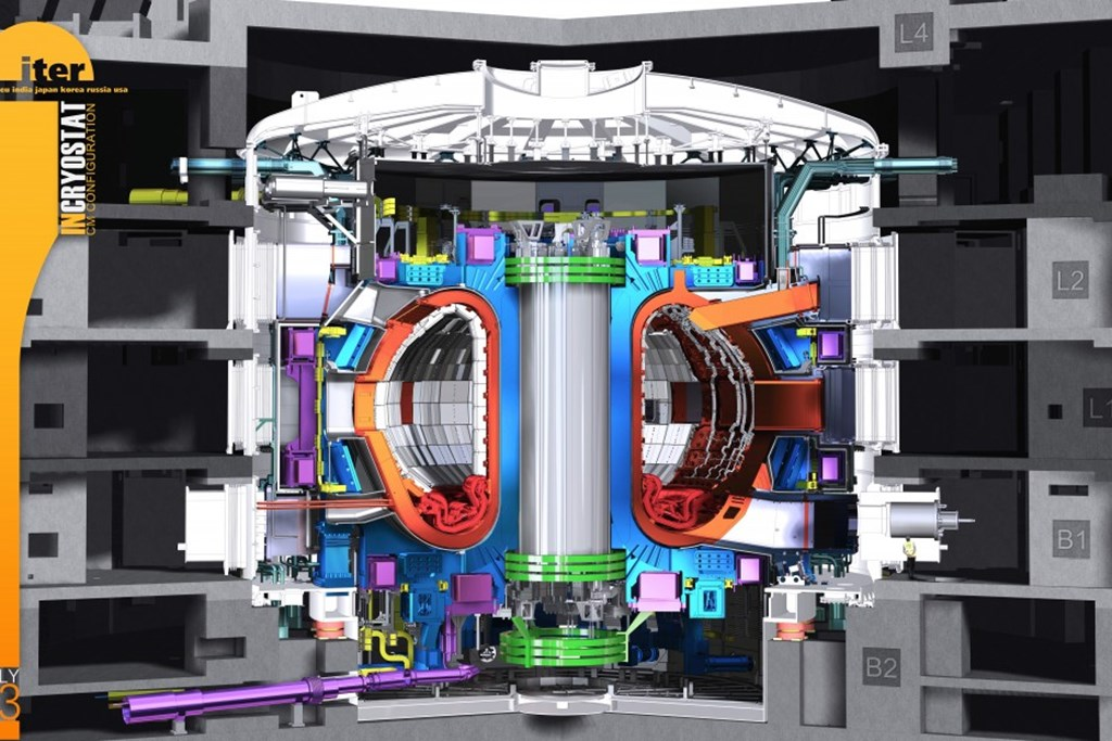 Наконец-то: первая плазма ИТЭР переезжает на 2025 год.