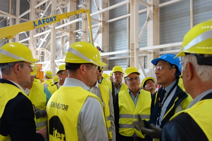 General Assembly of EUROfusion held at ITER