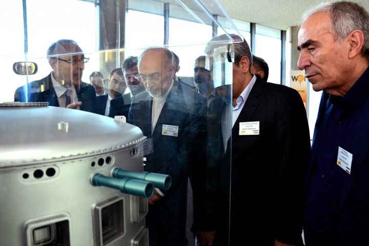 High-level Iranian delegation visits ITER worksite