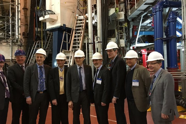Strong ties between ITER and JET