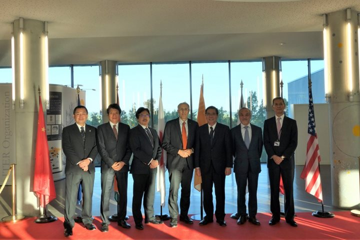 A delegation from Japanese industry