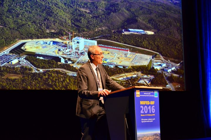Science and industry converge in Monaco around ITER