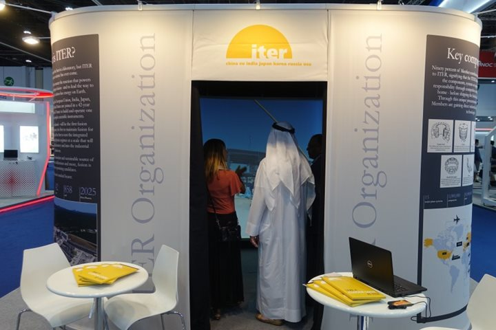 ITER at the World Energy Congress