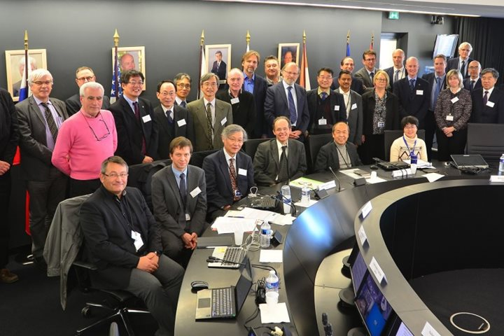 IEA committee on fusion power meets at ITER