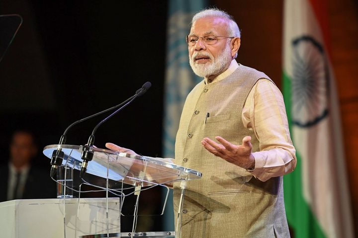 Modi praises ITER at UNESCO