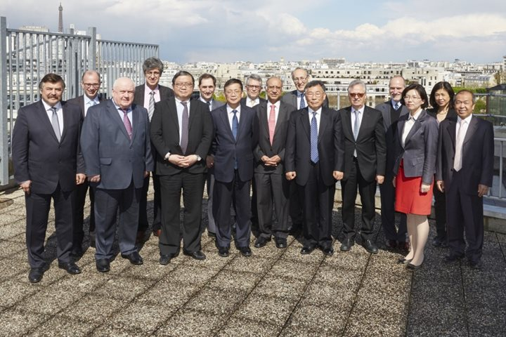 An extraordinary ITER Council in Paris