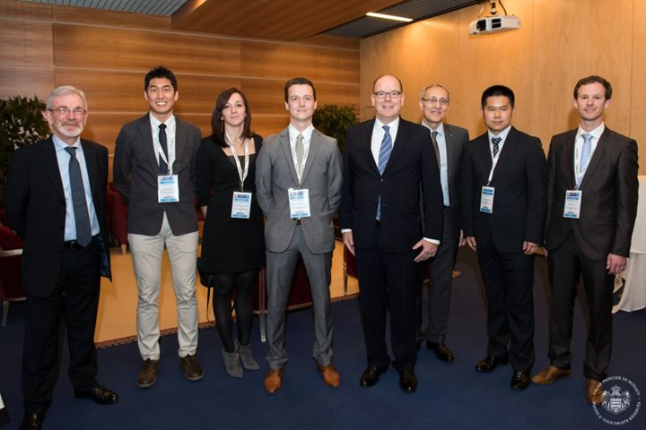 With the fourth generation of Monaco Fellows
