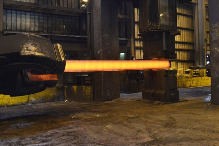 Forging at ITER scale