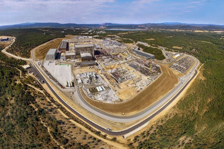 The heart of ITER