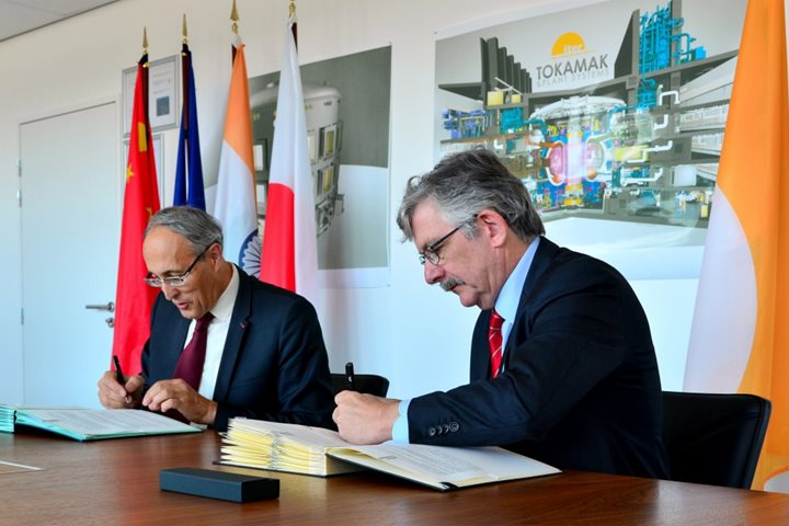 ITER-ANSTO (Australia) Agreement