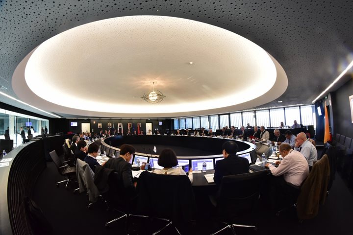 23rd ITER Council: Pace and performance on track