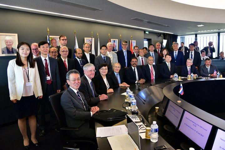 24th ITER Council: project transitioning to machine assembly