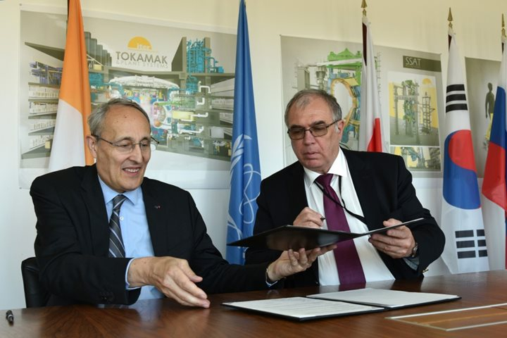 IAEA and ITER: Even closer cooperation