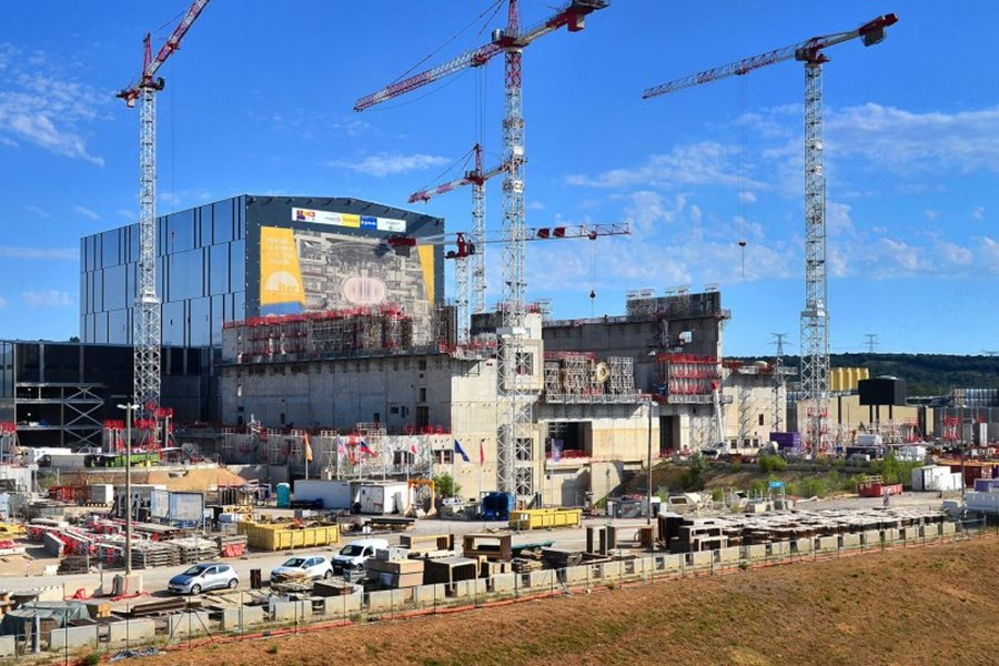 ITER Organization 2017 Annual Report