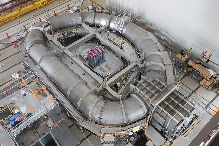 Toroidal field coils   First ITER magnet arrives this year