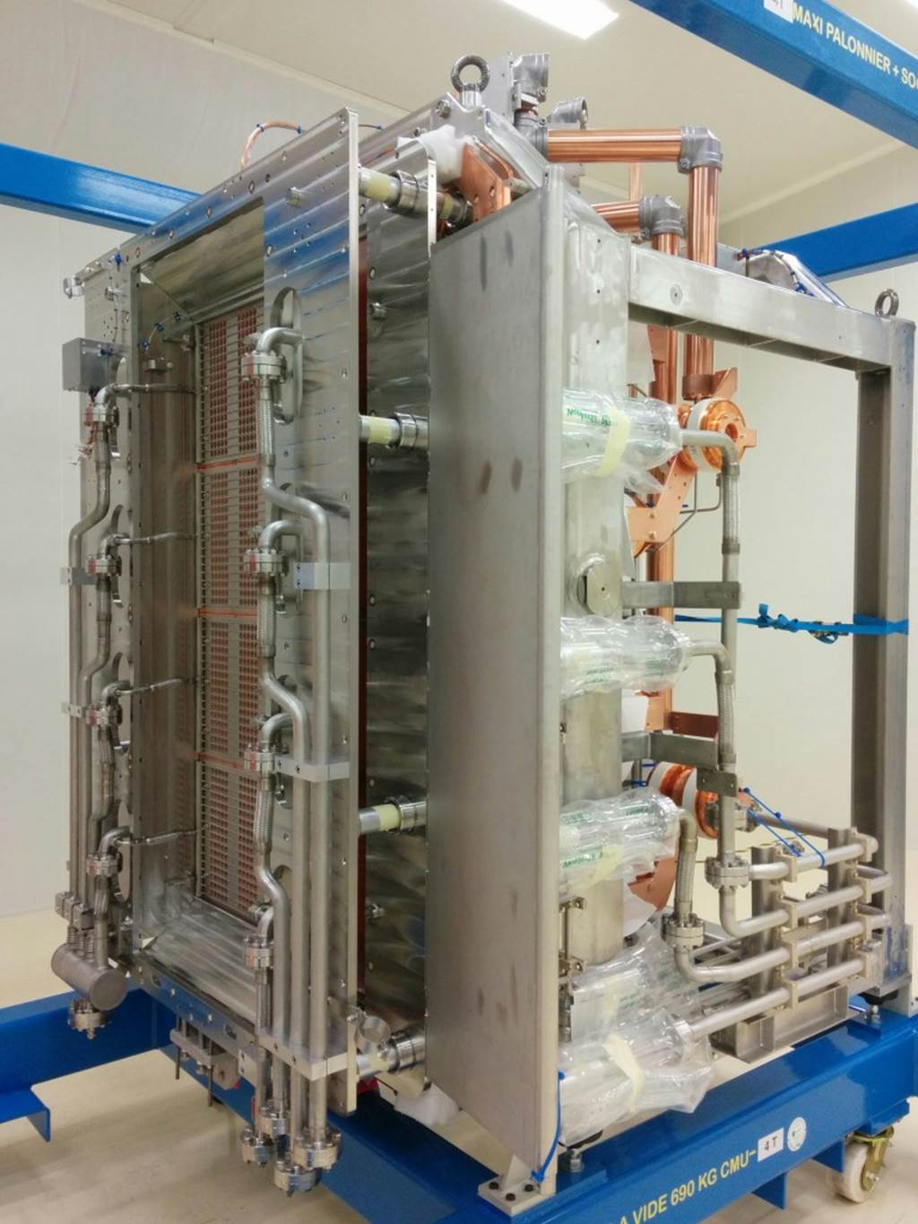 Manufacturing Underway Sumitomo Electric Wiring Systems Europe Ltd Negative Ion Source Built In