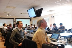 The Engineering Database passed its first test at this week's Configuration Management Working Group meeting organized by Chul Hyung Lee, ITER Configuration Control Manager. (Click to view larger version...)