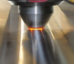 Friction stir welding—one of the techniques to be addressed in the study. Copyright: TWI (Click to view larger version...)