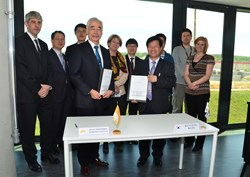 The MAC week was a productive one: the Korean Domestic Agency signed a Complementary Diagnostic Procurement Arrangement for upper port #18 and integration, completing the Korean diagnostic scope. (Click to view larger version...)