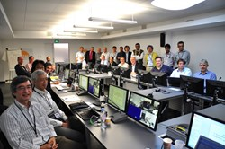 Leading plasma scientists, plus key engineers and scientists from the ITER Organization, met at Headquarters last week to reassess the ITER Research Plan. (Click to view larger version...)