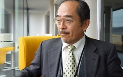 Yutaka Kamada, who has chaired the ITPA Coordinating Committee since December 2010, will be succeeded on 1 January 2014 by Abhijit Sen of the Institute for Plasma Research, India. (Click to view larger version...)