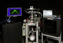 The diagnostic residual gas analyzer is now in final design at ORNL. Photo: US ITER/ORNL (Click to view larger version...)
