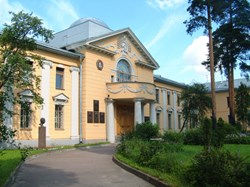 The Ioffe Institute, St. Petersburg, Russia. (Click to view larger version...)