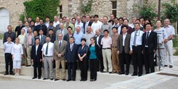The 21-person review panel included members from the ITER Organization, the Domestic Agencies, other fusion and accelerator labs worldwide, and industry. (Click to view larger version...)