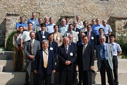 Representatives of all the big tokamaks around the world gathered in Cadarache last week for the ITPA Coordinating Committee. (Click to view larger version...)