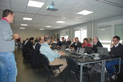 The final design review for the ITER feeders took place this week. (Click to view larger version...)