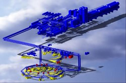 ITER's impressive cryogenic system. (Click to view larger version...)