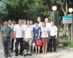 Meeting with the ASIPP team in China last month. (Click to view larger version...)