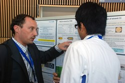 935 participants, 979 submitted abstracts, 632 papers, 600 posters, 130 oral presentations ... this 22nd edition of the Magnet Technology conference broke all records. (Click to view larger version...)