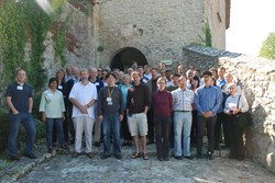 Forty-three participants from all seven ITER Members came to Cadarache this week to review the progress on joint experiments and collaborations carried out during the past year. (Click to view larger version...)