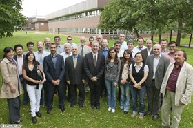 More than 40 scientists attended the 7th ITER Neutronics Meeting on 4-6 July. The group's job is to coordinate ITER neutronics activities across the Member states. Numerous institutes across Europe, Japan, China, India and the US were represented at the Culham meeting. (Click to view larger version...)