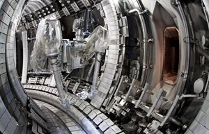 The European tokamak JET, enhanced with an ITER-like wall and divertor, is getting ready to renew experiments with a 50-50 mix of deuterium and tritium.