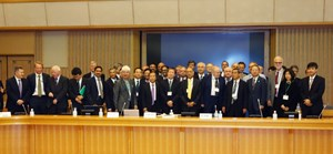 The governing board of the ITER Project reunites delegates from the seven ITER Members—China, the European Union, India, Japan, Korea, Russia and the United States. (Click to view larger version...)