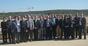 Last week—after a four-year break—the divertor group finally convened again in the ITER Headquarters. (Click to view larger version...)