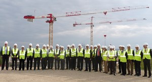 While in Cadarache, the STAC participants also took the opportunity to visit the ITER site and see the progress which is being made in the construction of the ITER facility. (Click to view larger version...)