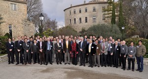 The ITPA, which convened in Cadarache during 12-14 December, directly involves 305 fusion experts from 65 institutes, together with a much larger group of collaborators who contribute to the ITPA's wide-ranging research on fusion physics. (Click to view larger version...)