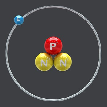 Whereas ''ordinary'' hydrogen (H) contains one proton, its isotope 3H (tritium) contains one proton and two neutrons. Tritium is a radioactive element with a half-life of 12.3 years and low-energy beta decay. Its radioactivity is so low that it can be stopped by skin or a simple piece of paper. Tritium only presents a health hazard if it is ingested or inhaled after combining with other elements (tritiated water, for example). Tritium management at ITER will be the object of strict regulation and procedures. (Click to view larger version...)