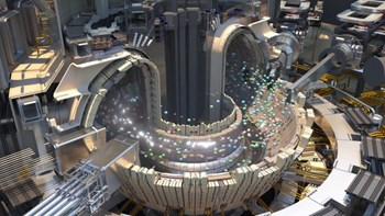 This four-minute video will take you into the very heart of the ITER Tokamak. (Click to view larger version...)
