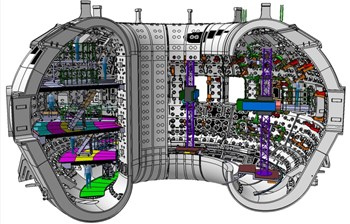 The biggest challenge? The organization behind ITER assembly. Line-by-line assembly procedures are under review for each critical ITER system or component. (Click to view larger version...)