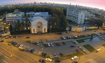 Founded 70 years ago, the Kurchatov Institute has played a key role in ensuring national security and development of important strategic branches of the Soviet and Russian science and industry.© Yuri Makarov (Click to view larger version...)