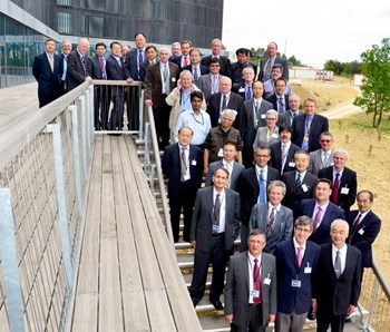 Composed of the leading scientists and engineers from the ITER Members' fusion communities, STAC was established to review the progress that the project is making in key areas of science and technology. (Click to view larger version...)