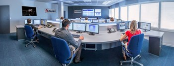 In Marignane, close to the Marseille-Provence airport, DAHER will operate a control room that will track the movements of every component shipped by the ITER Domestic Agencies to the ITER site. (Click to view larger version...)