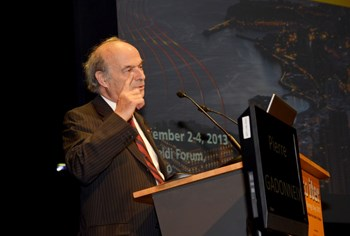 ''There's a clear need for better governance at both national and international levels,'' said World Energy Council Pierre Gadonneix in his closing address at MIIFED 2013 last week in Monaco. (Click to view larger version...)